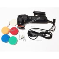 Buy cheap Random Orbital Dual Action Polisher Buffer 6 Speed Available 220v 110v 710w 12mm from wholesalers