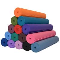 Buy cheap Comfortable Fitness PVC Foam Exercise Mat Washable And Environmentally Friendly from wholesalers