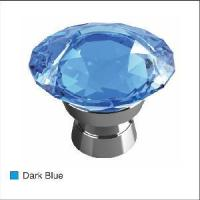 Buy cheap Diamond Furniture Knobs Design Crystal Cabinet Pull Knob (R6001) product