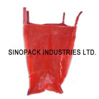 Buy cheap 1.5ton open top PP Ventilated bulk bags for onion garlic potato vegetables from wholesalers