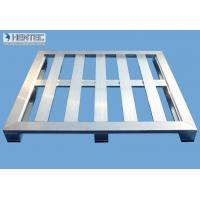 Buy cheap Mill Finished Aluminum Pallets , metal pallets 6063 / 6061 / 6005 from wholesalers