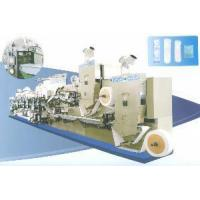 Buy cheap Double Rows, Double Flow Wing Sanitary Napkin Production Line (HD-WSJ-SPT) product