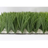 China Pile Height 50mm Soccer Artificial Grass 10000Dtex Bi-color best seller on sale