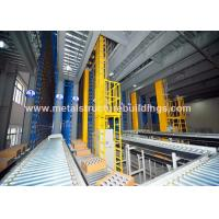 Buy cheap Light Prefabricated Modular Structures Warehouse Prevent Fire And Insect from wholesalers
