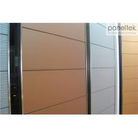 Buy cheap Sound Insulation Decorative Exterior Wall Panels For Terracotta Rainscreen System from wholesalers