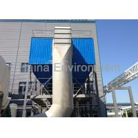 Buy cheap Air Impulse Bag House Dust Collector , Pulse Portable Cyclone Bag Filter from wholesalers