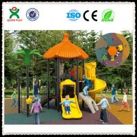 Buy cheap China Supplier Used Outdoor Playground Equipment for Sale QX-006A from wholesalers