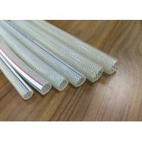 Buy cheap Colorful Crystal PVC Braided Hose Pipe Tube Anti Abrasion For Transport Water from wholesalers