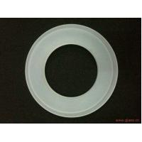 Buy cheap Coating machine applied high purity quartz fused flanges with purity of 99.99% from wholesalers