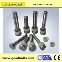Buy cheap holt sale shear stud weld with ceramic ferrule(with CE) from wholesalers