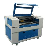 Buy cheap Acrylic CO2 Laser Engraving Cutting Machine , CNC Laser Cutting Equipment from wholesalers