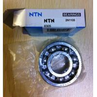 Buy cheap NTN / NSK / KOYO 6305 Deep groove ball bearing 25*62*17mm 6305 bearings product