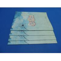Buy cheap Art / Gloss / Matt Paper Saddle Stitch Book Printing Service Full Color / One Color from wholesalers