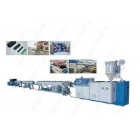 Buy cheap Full Automatic Plastic Pipe Extrusion Machine For PPR Cold / Hot Water Pipes Production from wholesalers