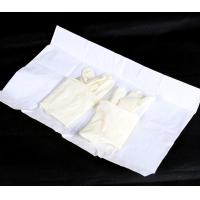 Buy cheap Protective Medical Sterile Examination Gloves Micro Textured Surface from wholesalers