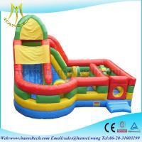 Buy cheap Hansel inflatable bouncers sale commercial inflatable bouncer for sale from wholesalers
