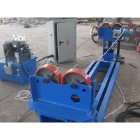 Buy cheap High Speed Pipe Welding Rotator Up / Down Roller With Hydraulic Lift System from wholesalers