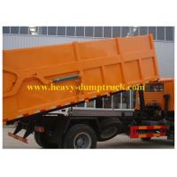 Buy cheap Carriage removable Refuse Collection Trucks Euro II for collecting from wholesalers