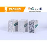 Buy cheap 100MM Fireproof Precast Concrete Exterior Wall Panels / Polyurethane Foam Wall Panels from wholesalers