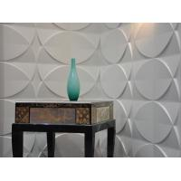 Buy cheap Customized 3D Textured Wall Panels Wedding Hotel Decoration Wall Paper product