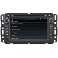 Buy cheap Chevrolet Traverse Android GPS Navigation Stereo 2009 - 2012 High Resolution HD from wholesalers