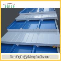 Buy cheap Sandwich Roof Panel Surface Protection Film Rolls 5 - 500G / 25MM Adhesion from wholesalers