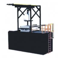 Buy cheap Flexible Packing Asphalt Melting Machine Black Bitumen Drum Melting Unit from wholesalers