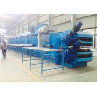 Buy cheap Low Noise 30KW Rockwool Sandwich Panel Machine Composite Wall Board Moulding product