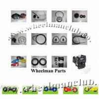 Buy cheap Sell Wheelman  Motorized Skateboard 49cc Spare Parts from wholesalers