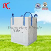Buy cheap Recycle printed industrial plastic jumbo big bags from wholesalers