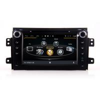 Buy cheap WINCE 6.0 car DVD GPS navigation car DVD player for Suzuki SX4 Support 1080P SWC BT RADIO 3G IPOD TV POP product