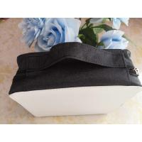 Buy cheap Sublimation Blank Makeup Bag Custom Sublimation Cosmetic Bag from wholesalers