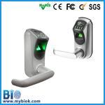 Buy cheap Multi-language Fingerprint + Password Reader Security Door Lock Bio-LA601 from wholesalers