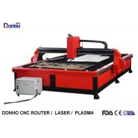 Buy cheap Industrial Hypertherm Plasma Cutting Machine With Leadshine Stepper Motor And Driver from wholesalers