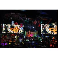 Buy cheap SMD electronic Rental LED Display , digital led panel screen 576 x 576 mm from wholesalers
