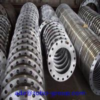 Buy cheap UNS S32750 2507 WN Forged Steel Flanges for natural gas DN10 ~ DN3000 product