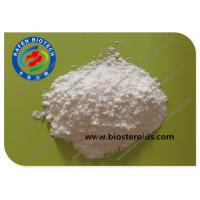 Buy cheap White Powder Pharmaceutical Raw Materials Omeprazole For Treatment Of Peptic Ulcer 73590-58-6 from wholesalers