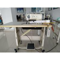 Buy cheap Cloth / Quilt Mattress Sewing Machine Edge Tape Trimming 1 Year Warranty from wholesalers