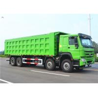 Buy cheap Professional Mining Dump Truck 33 CBM/ 50t Howo Tipper Truck Stable Performance from wholesalers