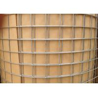 Buy cheap 0 . 9m Galvanized Welded Wire Sheets , Rabbit Cage Square Welded Wire Fabric from wholesalers