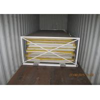 Buy cheap Light weight Refrigerated Food Truck Insulated CKD Panels Fixing On Truck Chassis from wholesalers