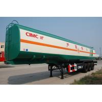 Buy cheap 2017 china  cimc 40L,42L,45L fuel tanker trailer with tool box from wholesalers