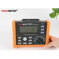 Buy cheap High Performance RCD Loop Tester Multimeter USB Interface High Accuracy from wholesalers