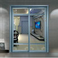 Buy cheap Residential Aluminium Sliding Patio Doors / Sliding Glass Interior Doors Frosted from wholesalers