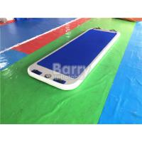 Buy cheap Inflatable Air Yoga Mat / Yoga Sup Board Floating Water Eco Friendly from wholesalers