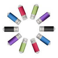 Buy cheap Red Blue Purple OTG Pocket USB Thumb Drive Classic Swivel Plastic For Mobile Phone from wholesalers