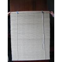 Buy cheap Natural Jute Bamboo Office Commercial Window Blinds And Shades from wholesalers