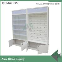 Buy cheap Mobile accessories display showcase mobile phone shop interior display from wholesalers