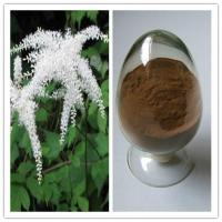 Buy cheap Natural 2.5% Triterpenoid Saponin Black Cohosh Extract from wholesalers