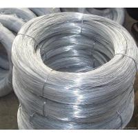 2mm 2.45mm Hot Dipped Galvanized Wire